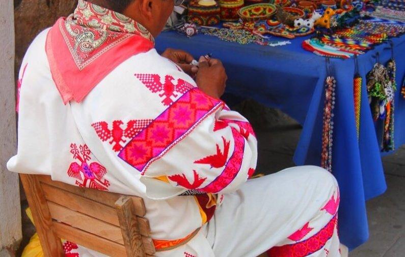 El arte Huichol