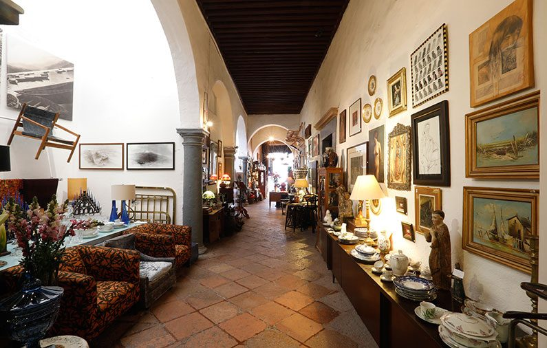 A Gallery –  Hotel in the heart of Queretaro