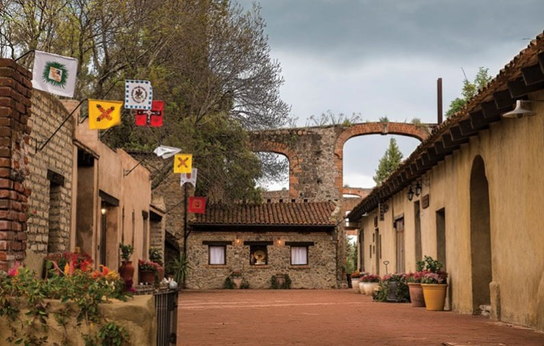 VAL´QUIRICO, A PIECE OF EUROPE IN MEXICO