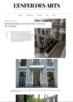 Hotel Boutique Tres79, la joya secreta de Orizaba