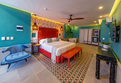 Luxury Suite - Quetzal
