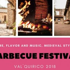 Fire, flavor and music, medieval style