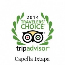 Capella Ixtapa Traveler's Choice 2014
