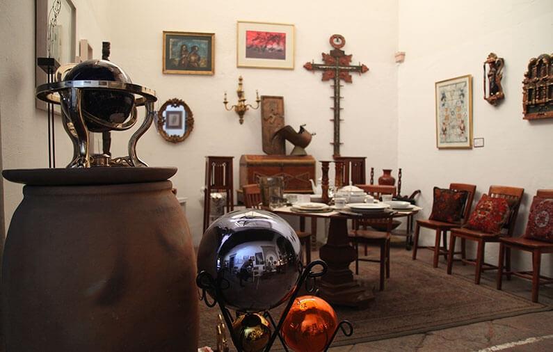 Una Galería –  Hotel en el corazón de Querétaro